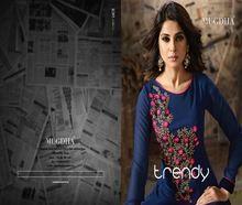 Pakistani Designer Long Floor Length Anarkali Suit