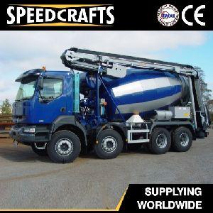 Concrete Conveying Equipment