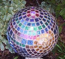 Handmade Decorative Mosaic Ball