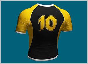 Custom Designer Rugby Jersey