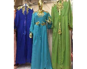 Jilbab Fancy Wedding Gown Thobe Modern Takshita