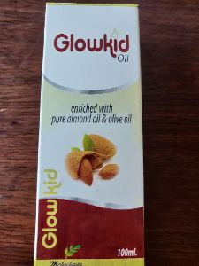 Glow Kid Body Oil