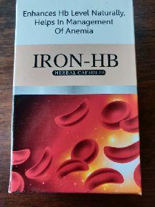 Iron Hb Herbal Capsule