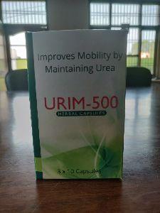 Urim-500 Herbal Capsule