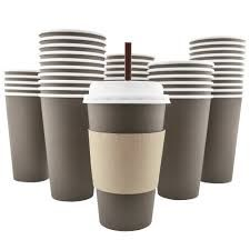 Disposable Paper Cup Beverages