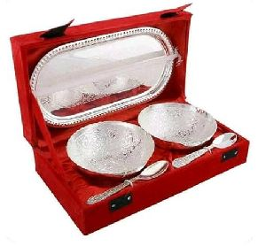 Brass Silver Polish Gift Set