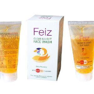 Feiz Clean & Light Face Wash