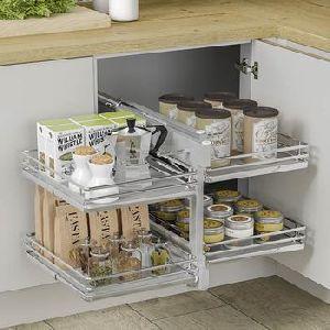 Magic Corner Kitchen Unit