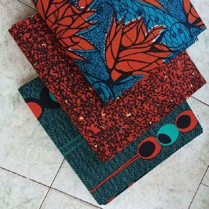 African Print Fabric - Manufacturers, Suppliers & Exporters in India
