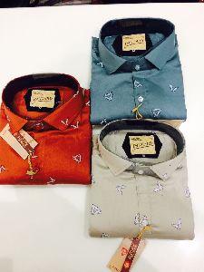 Mens Casual Shirt in three unique colours