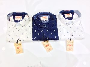 Mens Casual Shirts with trendy fashion