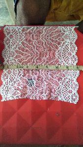 Lycra Net Fabric Lace
