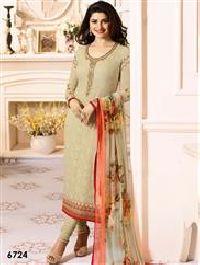 Khaki Designer Straight Replica Suit