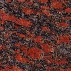 Red Brown Granite Slabs
