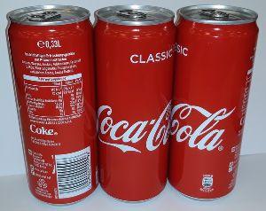 Coca Cola, Sprite, Fanta, Coke Zero And Light