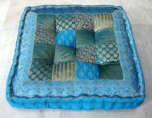 Chakra Meditation Cotton Cushion