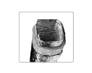 Insulated Aluminum Rectangular Air Duct