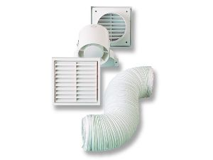 KIT IN LINE DUCT FANS