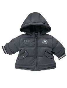 Kids Padded Hooded Jacket
