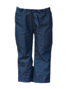 Kids Woven Pant With Waist Band Loops