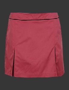 Short Skirt With Flits