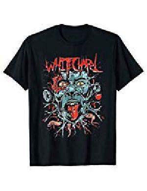 Round Neck Printed T- Shirt 01