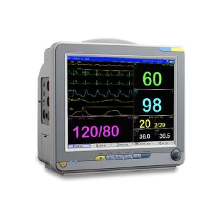 Multi Parameter Patient Monitor With Ce