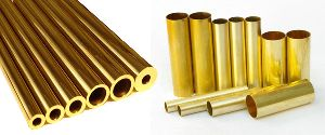 Industrial Brass Pipes And Tubes