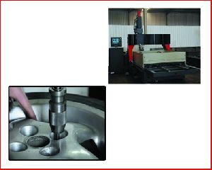 Cnc Drilling Machine For Automotive Industry