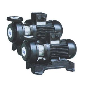 Fluorin Plastic Single-stage Centrifugal Pump