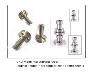 Cnc Machined Stainless Steel Forgings Forged Parts