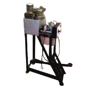 Foot Operated Paper Plate Making Machine