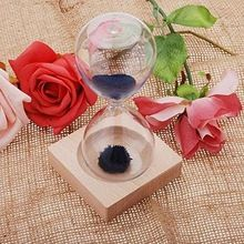 Glass Wooden Sand Timer