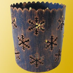 Iron Votive Candle