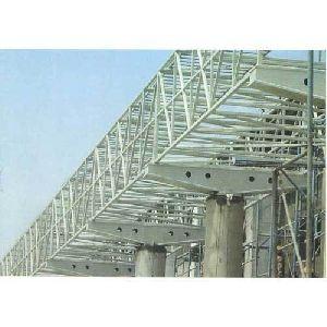 Mild Steel Bridge Fabrication