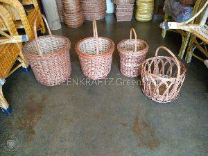 Willow planter Basket