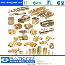 Brass Aluminum Auto Spare Parts