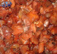 Acarnelian Semi Precious Stone