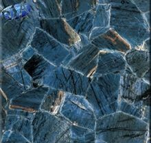 Dark Blue Quartz Stone