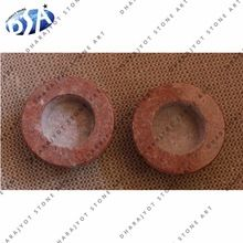 Red Sandstone Antique Ashtrays