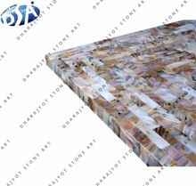 River Shell Stone Tile