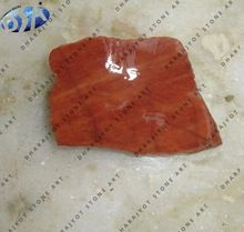 Rough Red Aventurine Stone