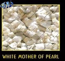 White Pearl Stone Slab