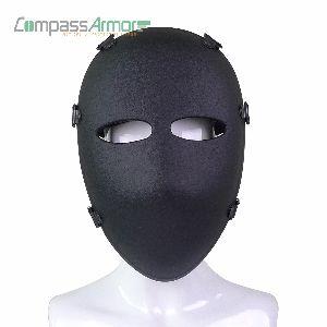 Full Face Armor Military Ballistic Mask Protective NIJ IIIA