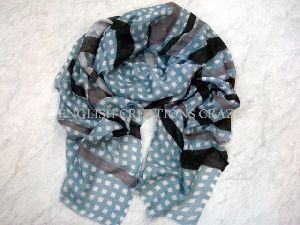 Silk Modal Woven Shawls