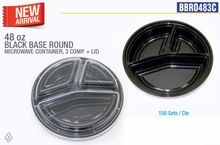 Disposable Microwave Container With Lid