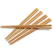 DISPOSABLE WRAPPED WOODEN CHOPSTICKS