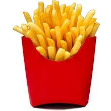 PAPER FRENCH FRIES POUCH