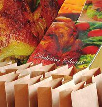 Pe Coated Chicken Paper Bag