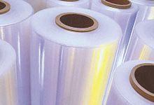 PLASTIC STRETCH WRAPPING FILM